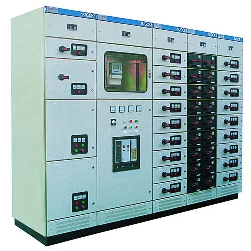 低压开关柜二次控制电路图